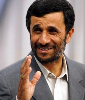 View all Mahmoud Ahmadinejad quotes