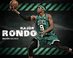 Rajon Rondo Wallpaper 2011