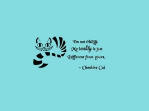... quote-im-not-crazy-wall Cat Quotei M, Cat Quote'S I M, Crazy Wall