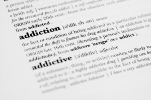 ... of mental toll that addiction does an addict literally loses control