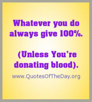 funnylifequotes_donatingblood