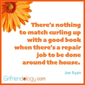 Girlfriendology home repair quote