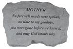 Death of a Mother Sympathy