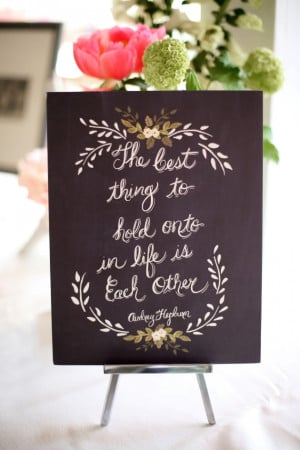 be cute to make these in frames as table centerpieces with love quotes ...