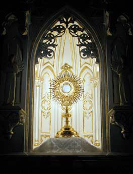Quotes on the Most Blessed Sacrament 5