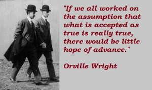 Wright brothers famous quotes 1