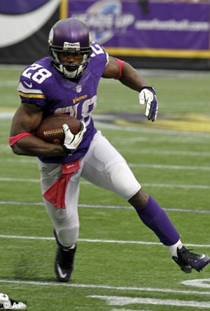 ... must go on: Adrian Peterson says 'God wants good to come' from tragedy