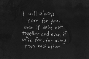 Love, quotes, cute, sayings, care for you