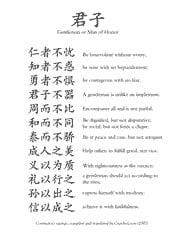 confucius gentleman 1