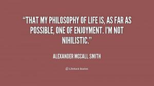 Philosophy Life Quotes