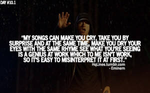 eminem, life, love, quotes, sayings, swag