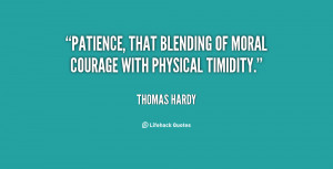 Quotes About Moral Courage