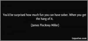 Funny Quotes About Sober