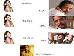 funny nana patekar got heart attack news rocked the india funny ...