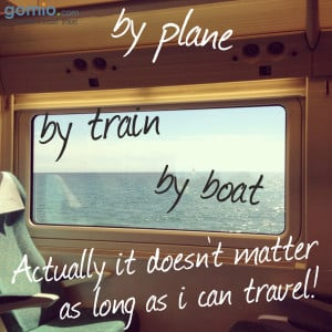 Travel Quotes HD Wallpaper 2
