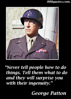 Related Pictures Famous George Patton Quotes