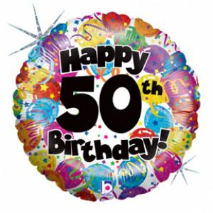Happy 50th birthday Mylar