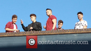 picture charlie jones at x factor london united kingdom monday 27th
