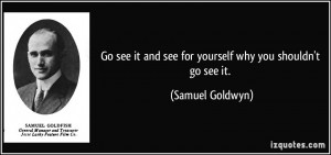More Samuel Goldwyn Quotes
