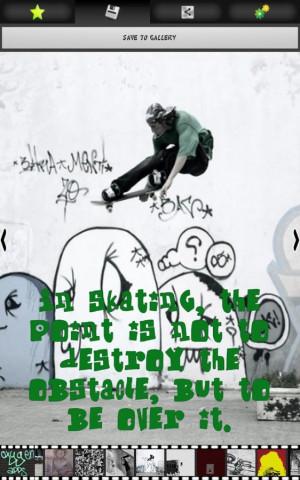 Best Skate Quotes - screenshot