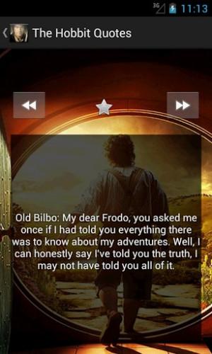 Funny Hobbit Quotes: Hobbit Friendship Quotes. QuotesGram