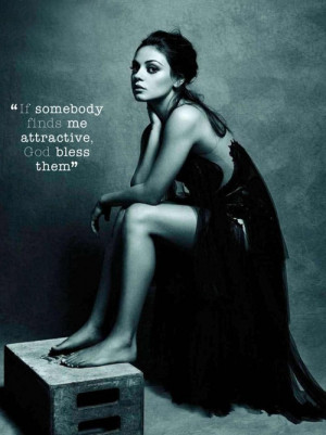 Tagged With: Black Swan , Britain's Glamour , Mila Kunis , Weight Loss