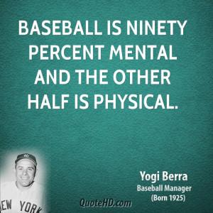 yogi berra quotes funny yogi berra quotes baseball almanac yogi berra ...
