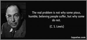 Humble People Quotes More c. s. lewis quotes