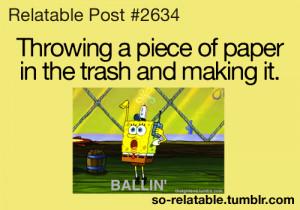 LOL funny true true story spongebob teen quotes relatable so relatable ...