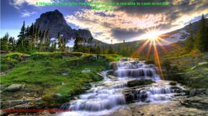 Beatuiful Inspirational Landscape Photo - Nature Photo