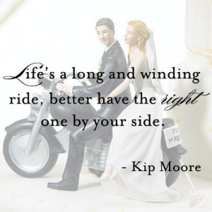 Wedding Quotes - Motorcycle