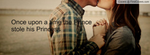once upon a time the prince stole his princess , Pictures