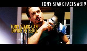 Go to TonyStarkFacts.tumblr.com to see more Tony Stark facts, and to ...