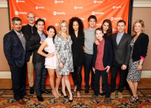 the fosters tv show cast