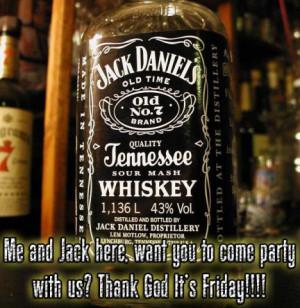 Jack Daniels Funny Quotes