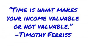 Timothy Ferriss quotes