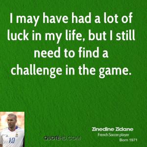 Zidane Quotes