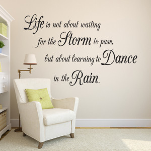 Home → Product → Inspirational Wall Quote – Life is not….