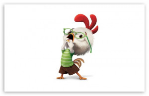 Chicken Little Funny HD wallpaper for Standard 4:3 5:4 Fullscreen UXGA ...