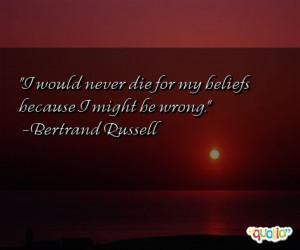 Beliefs Quotes