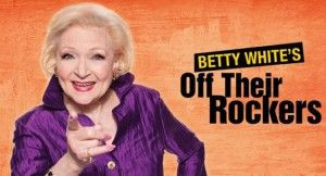 pin if you watched Betty White's new show