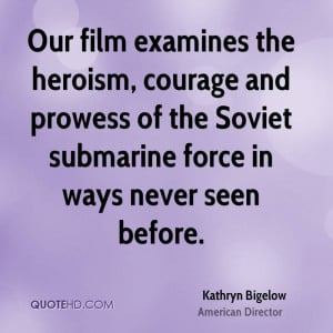 Our Film Examines The Heroism, Courage And Prowess Of The Soviet ...