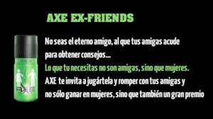 Axe Ex Friend http://pic2fly.com/Axe+Ex+Friend.html