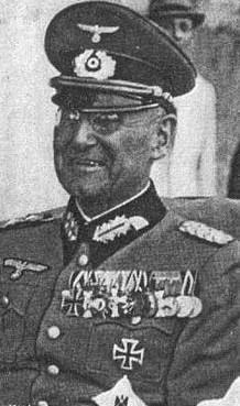 Generaloberst Franz HALDER ( E hrenzeichen des Deutschen Roten Kreuzes ...