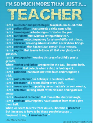 ago but i just can t stand talking about teachers without including it ...