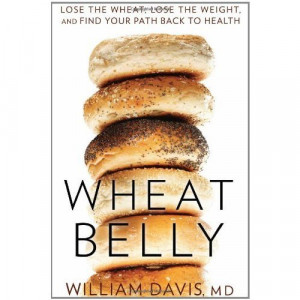 Badger Girl Book Club: Wheat Belly