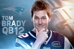 super bowl photo montage of tom brady was absolutely ridiculous
