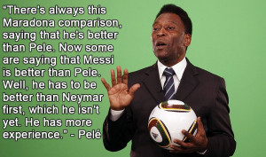 pele-added-even-more-pressure-when-he-said-that-neymar-was-better-than ...