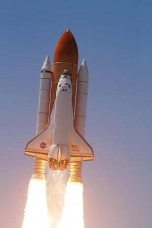 nasa rocket ship