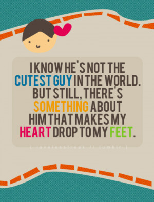 crush, cute boy, fall in love, i love you, love, quotes, teenage